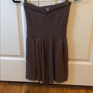 Romper with pockets
